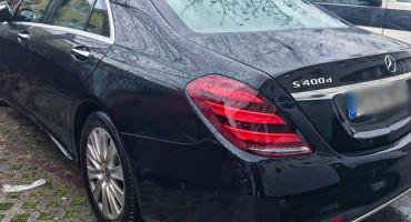 PRONAĐEN Širokobriježani privedeni zbog ukradenog Mercedesa u Njemačkoj