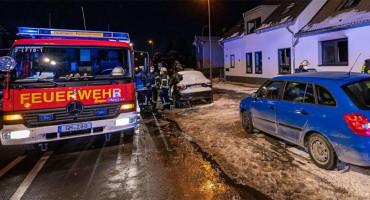 SUMNJA NA UBOJSTVO I SAMOUBOJSTVO Vatrogasci pronašli pet tijela, među njima i dvoje djece