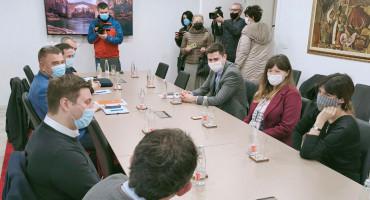 Sastanak SDA i BH Bloka: Oko podrške Baraliji ili Guzinu nisu se dogovorili, Kordić u prednosti