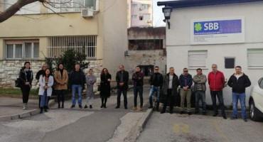 SBB HNŽ U Mostaru je djelovala mešetarska skupina