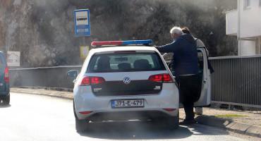 MOSTAR Sudar dva vozila na Novoj gradskoj magistrali