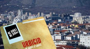 PANDORINA KUTIJA Pola Mostara jutros nam piše na temu URBICID, i vijećnici za žurnu reakciju