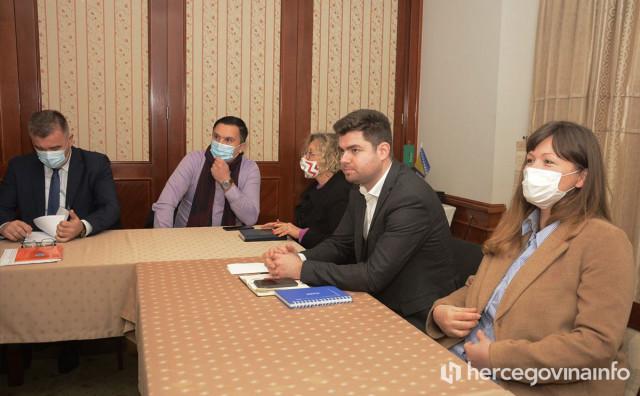 SDP podržao Irmu Baraliju kao kandidatkinju za gradonačelnicu Mostara
