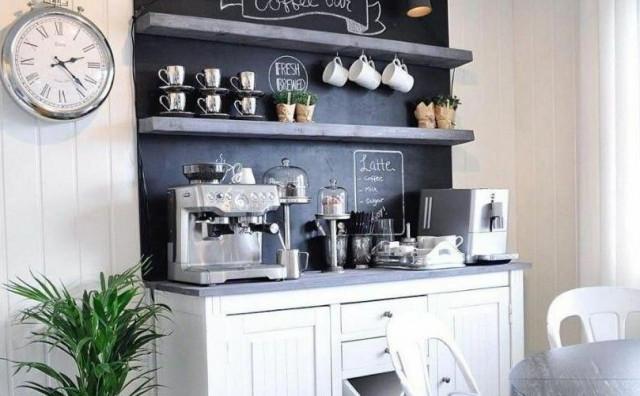 Razlog zbog kojeg jedva čekamo buđenje ujutro - kućni caffe bar