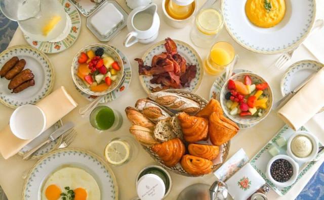 Hotelski doručak vikendom doma? Zašto ne!