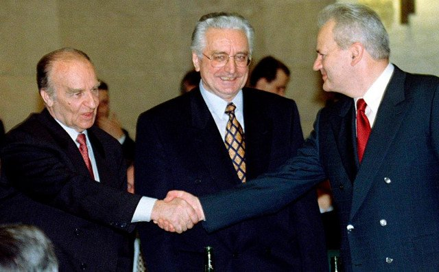 TROJKA KOJA JE DRMALA Tko je danas ostao iza Tuđmana, Miloševića i Izetbegovića