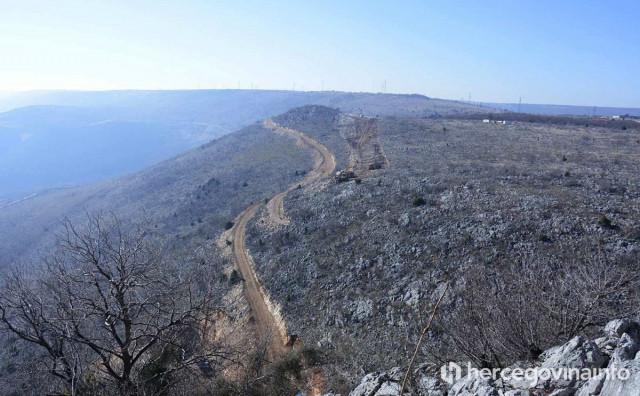 JUŽNA OBILAZNICA Postavljaju se temelji za vijadukt, eksproprijacija zemljišta u Rodoču će biti zahtjevna