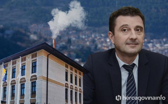 BIJELI DIM Dr. Mario Kordić je novi gradonačelnik Mostara!