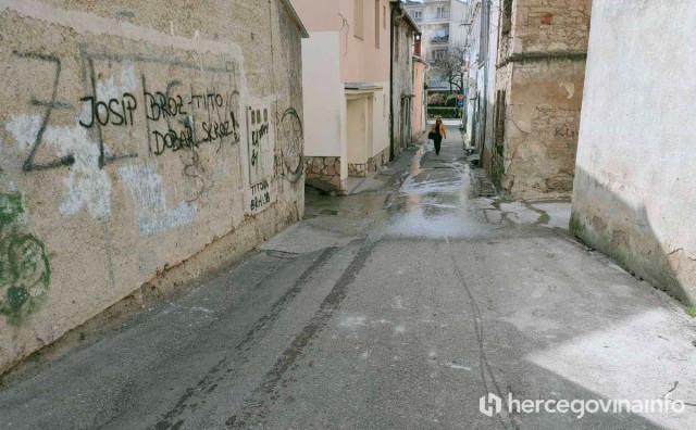 Mostarskom ulicom više ne 'teku' fekalije