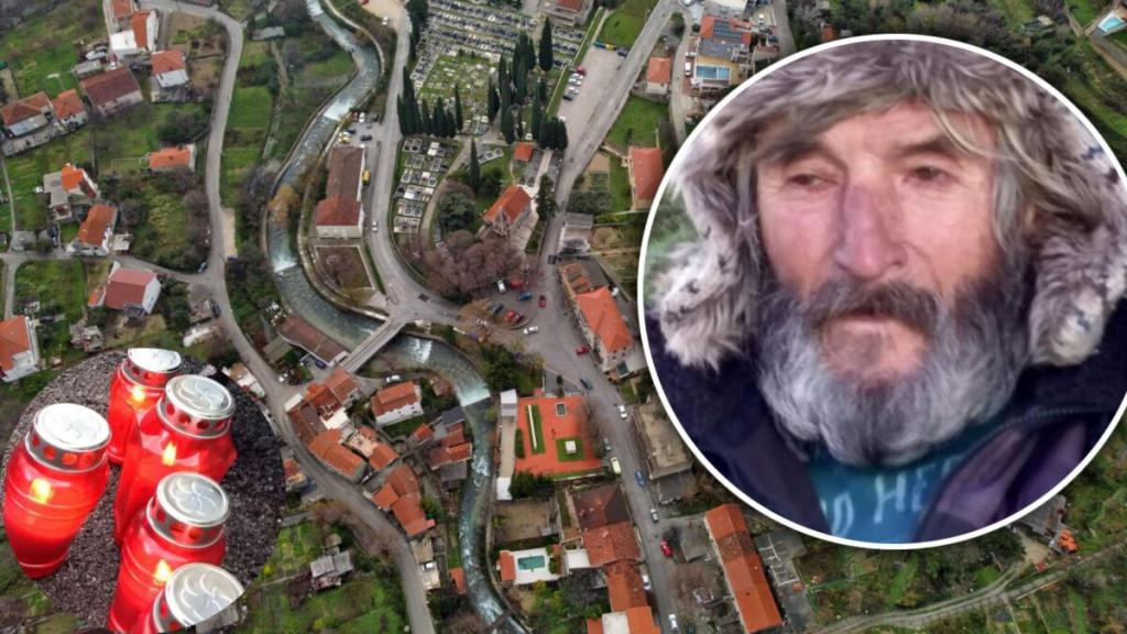 Umro je u Hrvatskoj kao beskućnik, pokopat će ga u njegovoj Hercegovini