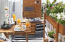 Donosimo ideje za uređenje malog balkona