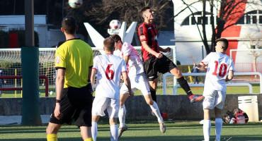 Šilić i Miličević odveli juniore Zrinjskog u polufinale Kupa BiH