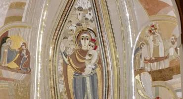 DIVOTA Završen mozaik u crkvi sv. Petra i Pavla u Mostaru