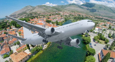 VELIKI PROJEKT ZA HERCEGOVINU U travnju se nastavlja izgradnja aerodroma u Trebinju