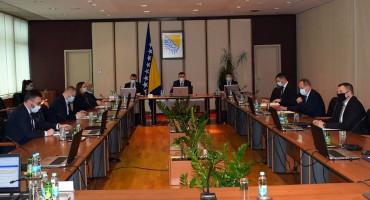 249 MILIJUNA MARAKA Vijeće ministara BiH usvojilo odluku o privremenom financiranju
