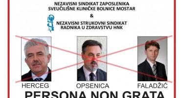 "VUKOVIĆ ""Herceg, Opsenica i Faladžić persona non grata"""