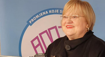 HOĆE LI ZAGREBOM VLADATI MRAK Glavni grad Hrvatske dobio još jednu kandidatkinju za gradonačelnicu