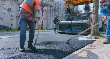LAKŠE SE DIŠE S novim asfaltom u Mostaru, završio je život u prašini