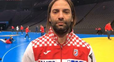 Ivano Balić na klupi reprezentacije Hrvatske