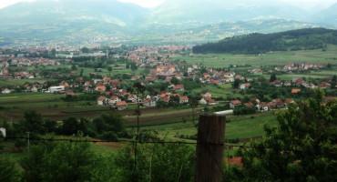 SRETAN KRAJ POTRAGE GSS kod Bugojna pronašao nestalu žensku osobu