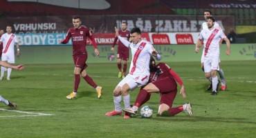 POBJEDA ZRINJSKOG NA KOŠEVU Sarajevo nije moglo protiv presinga Plemića, nije pomogao ni igrač više