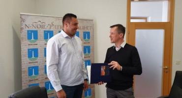 BRONČANI S EUROPSKOG PRVENSTVA Hrvatski atletičar u svom Livnu