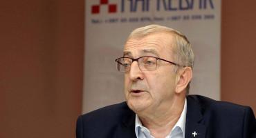 LIJEPA VIJEST Mons. prof. dr. Franjo Topić postao je član Europske akademije znanosti i umjetnosti