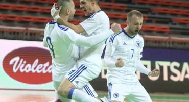 """BIH SE PLASIRALA NA EURO """"Petarda"""" Rumunjskoj za put u Nizozemsku"""