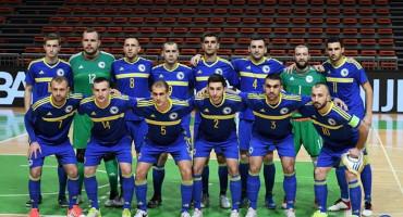 Futsal reprezentativci BiH protiv Rumunjske bez dva važna igrača