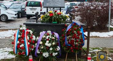 FUP Obilježena godišnjica atentata na Joze Leutara