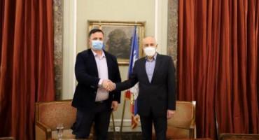 Načelnik Neuma Dragan Jurković sastao se s prvim čovjekom Beograda