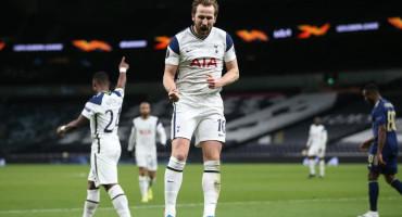 Harry Kane donio pobjedu Tottenhamu protiv zagrebačkog Dinama