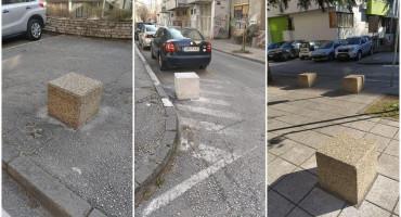 MOSTAR Građani jedne ulice riješili problem divljeg parkiranja