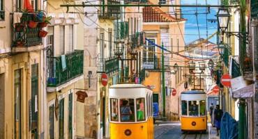 Povratne aviokarte za Lisabon već od 145€
