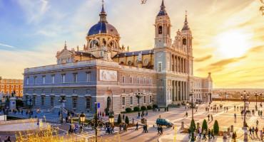 Povratne karte iz Zagreba za Madrid sada 98 eura