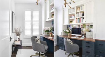 Kućni ured za koji vam je dovoljan samo 1 m2