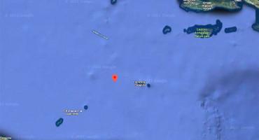 Zabilježeno nekoliko jačih potresa u Jadranskom moru