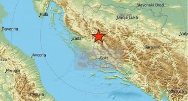 Potres zatresao BiH, osjetio se i u Dalmaciji