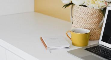 Kako efikasno raditi od kuće?