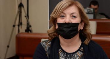 HDZ, SDA i Milivojević izabrali Radmilu Komadinu za glavnu savjetnicu Grada Mostara
