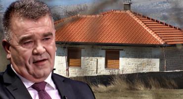 Marić kaže da je vikendica u Podveležju 'kućica za odmor od 50 kvadrata'
