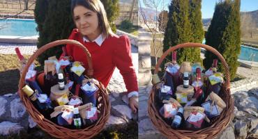 POZITIVNA PRIČA IZ RAKITNA Tanja Zlomislić pakira darove prirode u zdrave proizvode