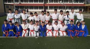 Mali borci Judo kluba Hercegovac osvojili 12 medalja