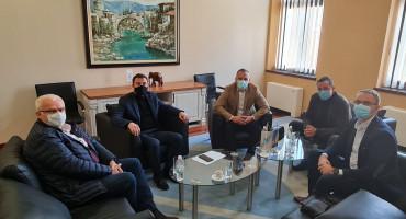 Asocijacija poduzetnika Hercegovine gradonačelnika Kordića upoznala s prioritetima