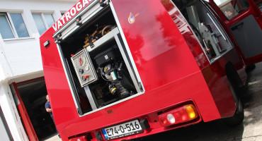 OPREZ S VATROM Povećan broj vatrogasnih intervencija u Čapljini i Mostaru