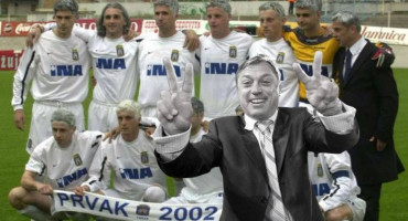 VLADIMIR VASILJ Rušili smo sve pred sobom, ponosan sam što mi je trener bio veliki Cico Kranjčar
