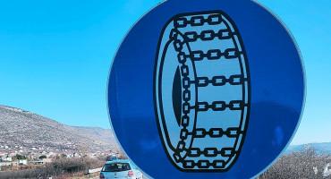 NOVI PRAVILNIK Posjedovanje zimske opreme nije obavezno od 1. travnja
