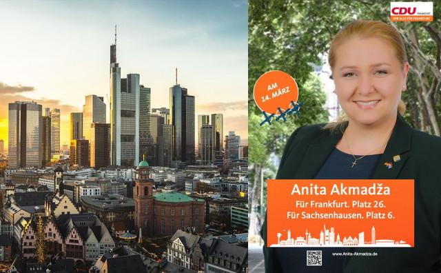 Hrvatica podrijetlom iz Imotskog izabrana u Gradsko vijeće grada Frankfurta