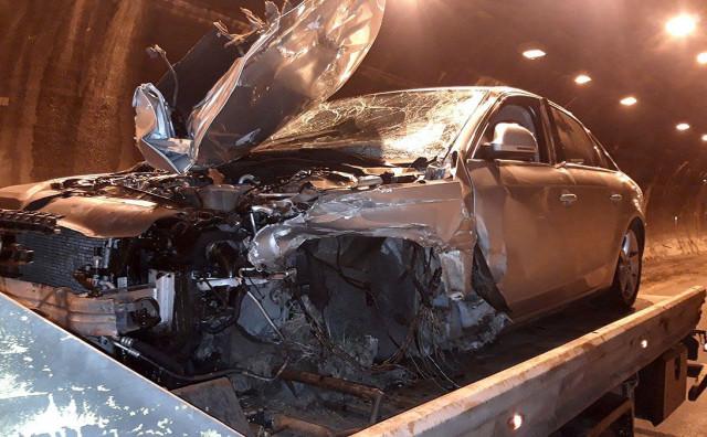 MOSTAR-JABLANICA Autom se zabio u konja, četiri osobe ozlijeđene