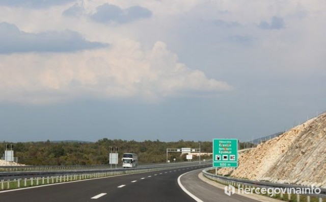 Iz Mostara do granice s Hrvatskom za pola sata